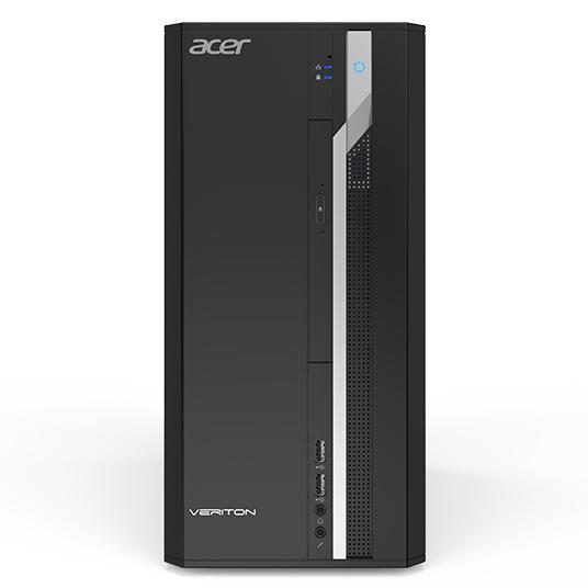 Veriton S2710g + V206hq 7ª Generación De Procesadores Intel® Core™ I5 I5-7400 4 Gb Ddr4-sdram 1000 Gb Unidad De Disco Duro Negro Escritorio Pc