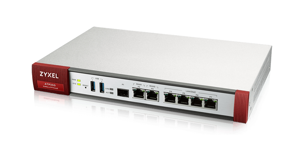 Atp200 Cortafuegos (hardware) 2000 Mbit/s Escritorio