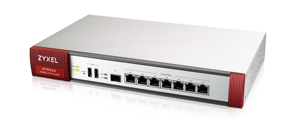 Atp500 Cortafuegos (hardware) 2600 Mbit/s Escritorio