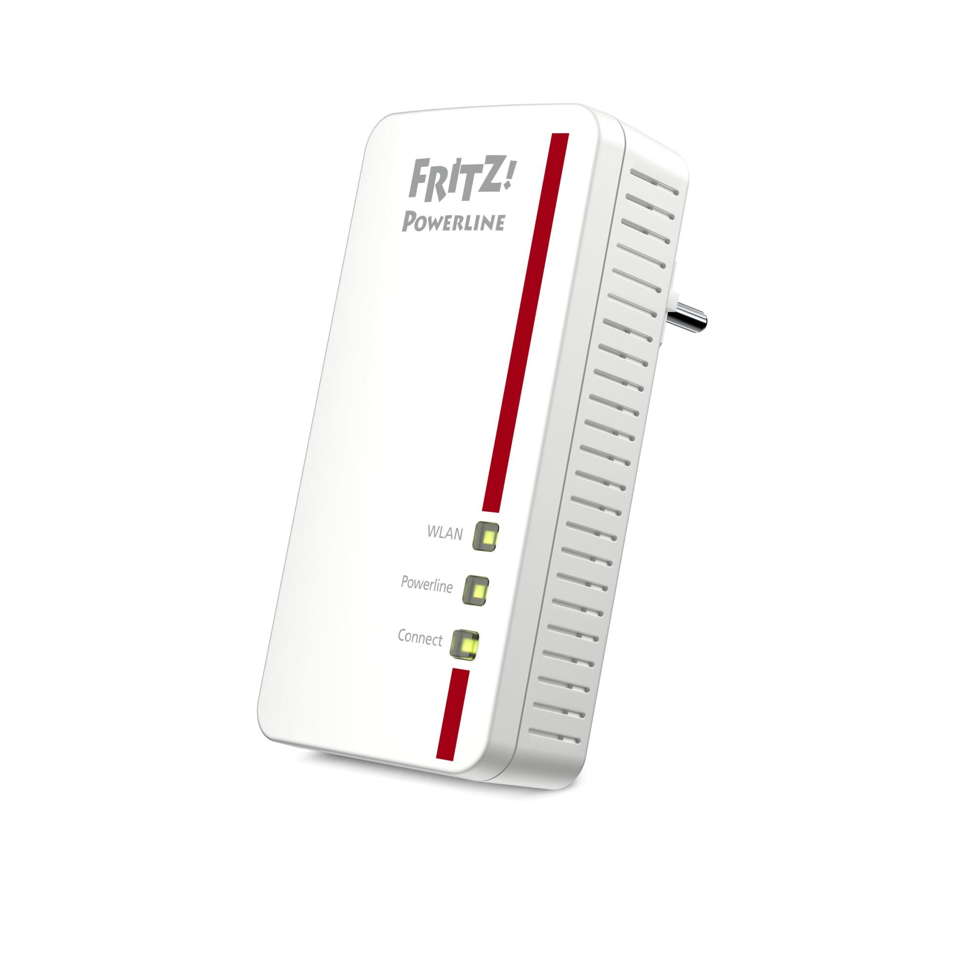 FRITZ!POWERLINE 1260E INTERNATIONAL 1200 MBIT/S ETHERNET WIFI 1 PIEZA(S)
