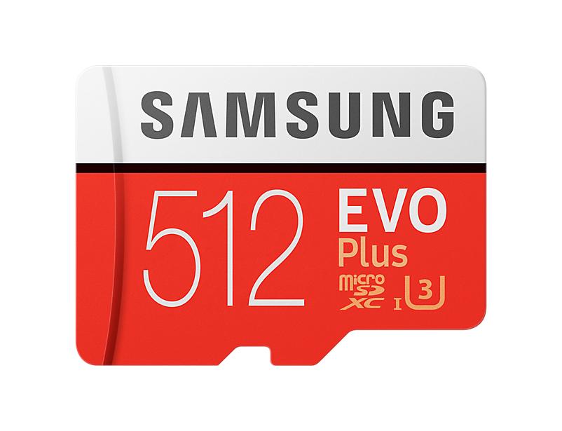 MB-MC512G MEMORIA FLASH 512 GB MICROSDXC CLASE 10 UHS-I