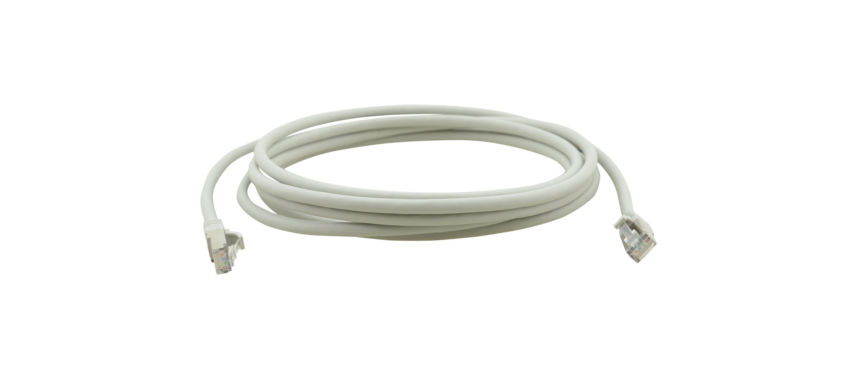 Pc5e-100-0.5 U/utp (utp) Gris 0.15m Cat5e Cable De Red