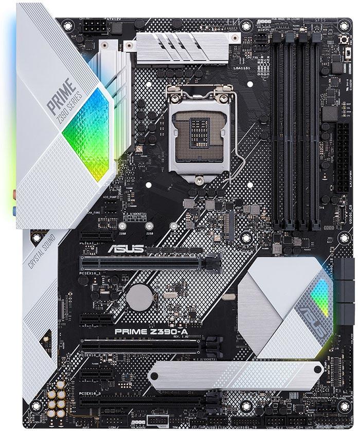 PRIME Z390-A LGA 1151 (ZóCALO H4) INTEL Z390 ATX