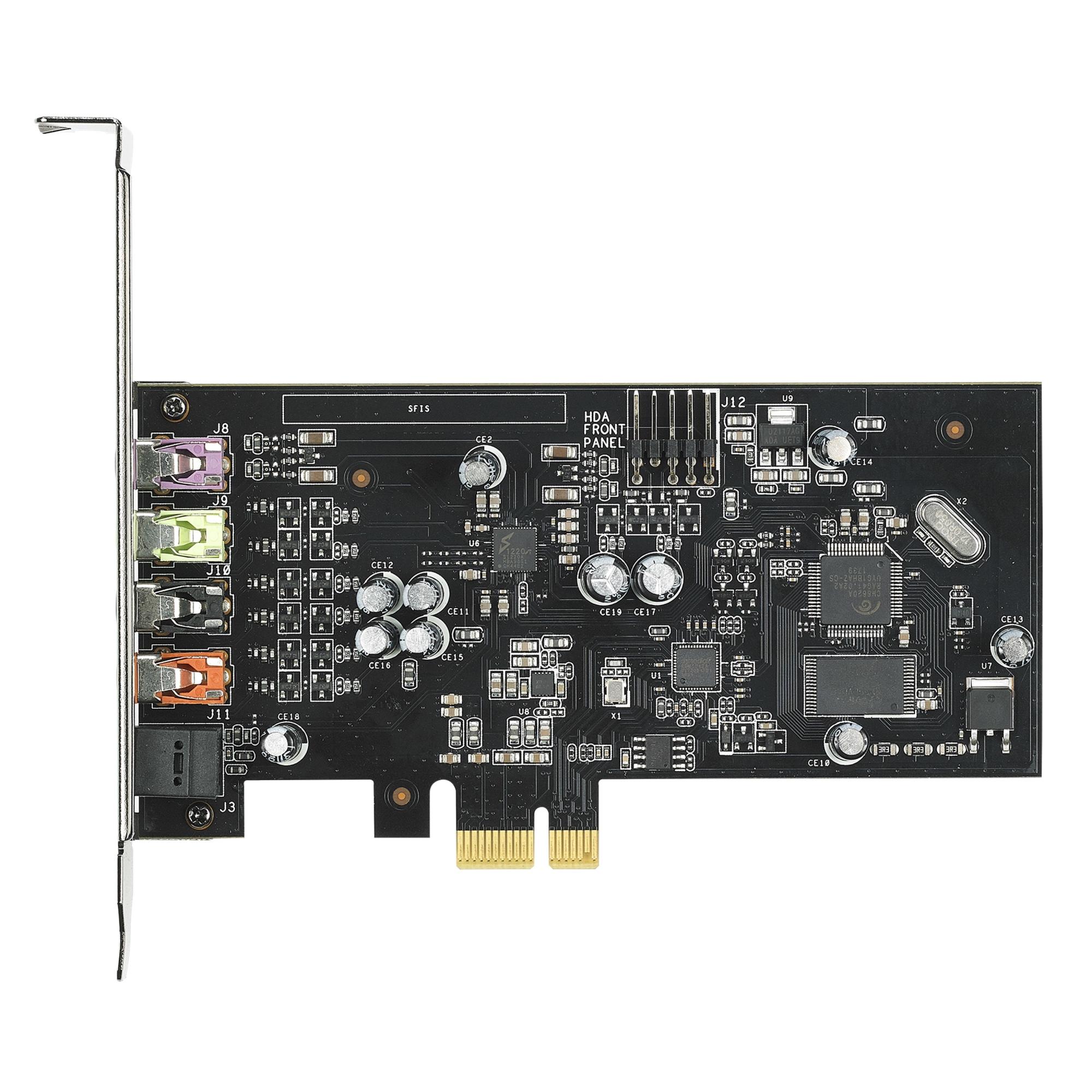 XONAR SE INTERNO 5.1 CANALES PCI-E