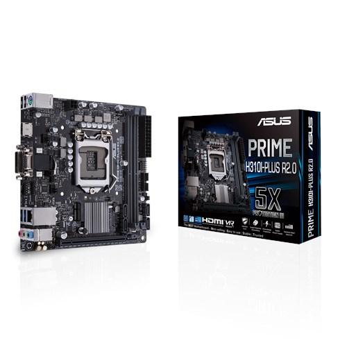 Prime H310i-plus R2.0 Lga 1151 (zócalo H4) Intel® H310 Mini Itx