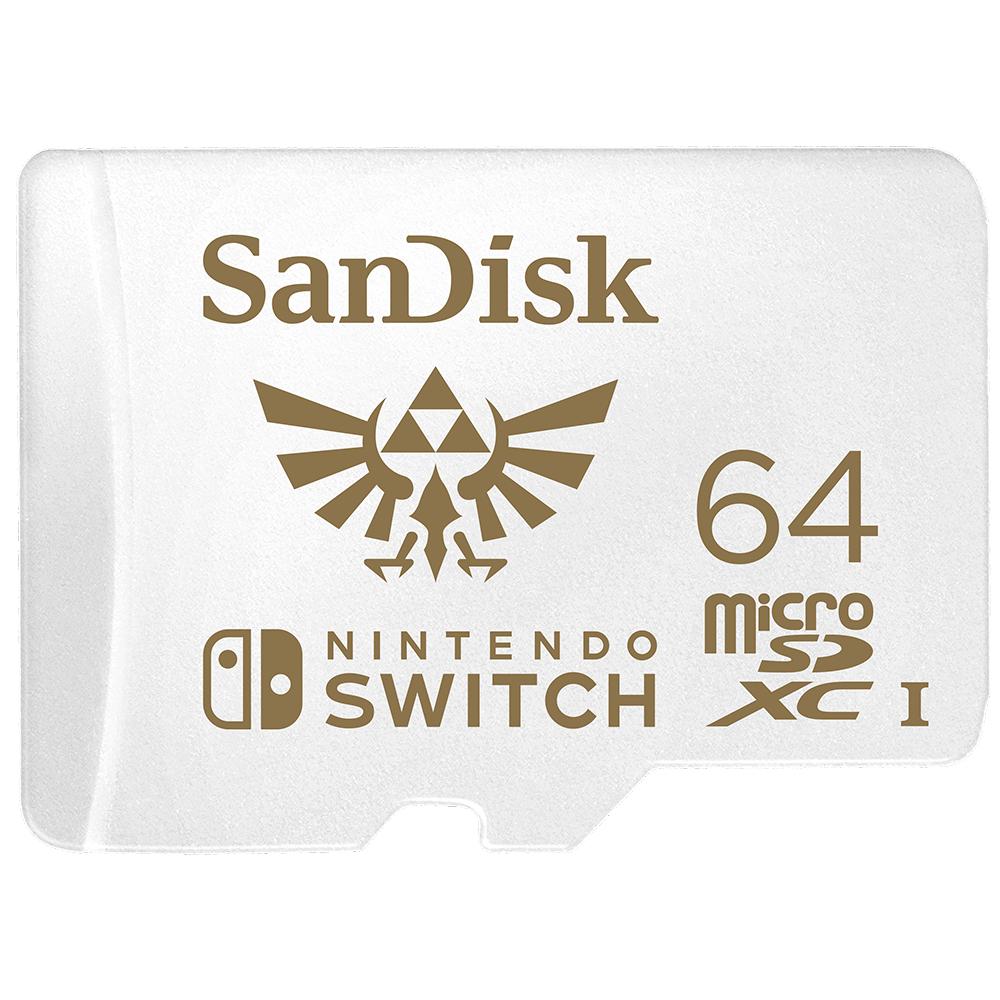 SDSQXAT-064G-GNCZN MEMORIA FLASH 64 GB MICROSDXC
