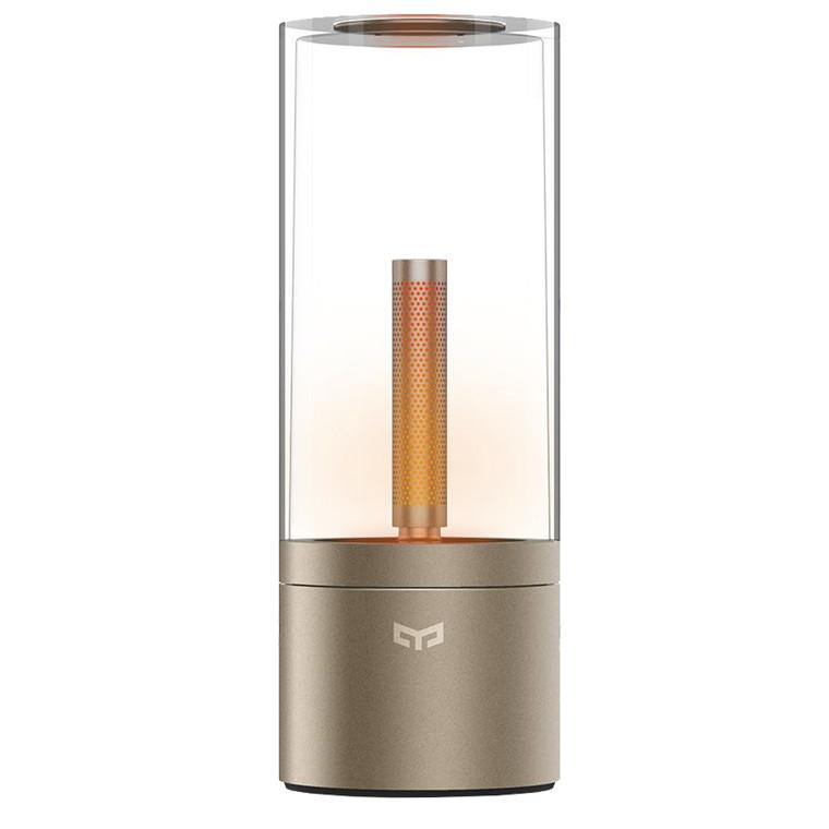 MUE4079RT LáMPARA DE MESA ORO 6,5 W LED