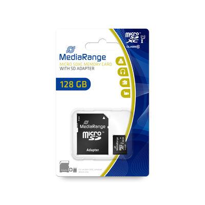 MR945 MEMORIA FLASH 128 GB MICROSDXC CLASE 10 UHS-I