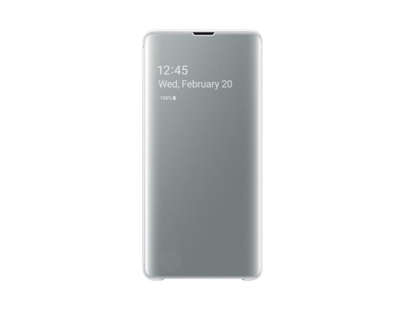 """EF-ZG975 FUNDA PARA TELéFONO MóVIL 16,3 CM (6.4"""") LIBRO BLANCO"""