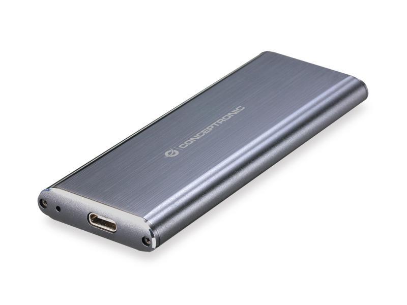 HDE01G M.2 SSD ENCLOSURE GRIS
