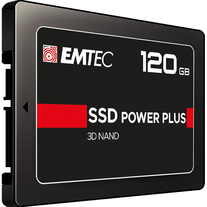 "X150 POWER PLUS 2.5"" 120 GB SERIAL ATA III"