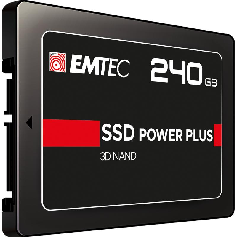 "X150 POWER PLUS 2.5"" 240 GB SERIAL ATA III"