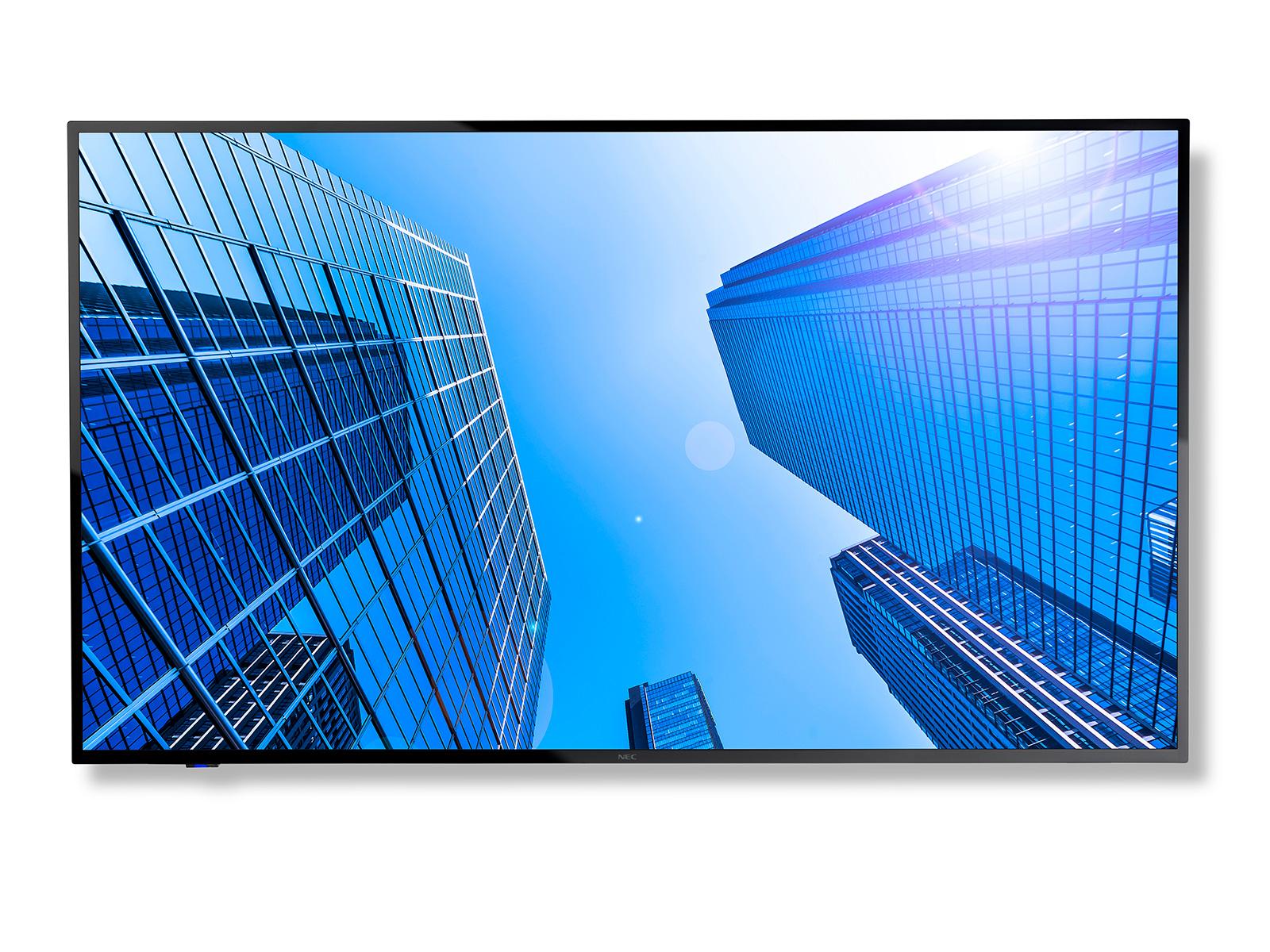 """MULTISYNC E507Q 125,7 CM (49.5"""") LED 4K ULTRA HD PANTALLA PLANA PARA SEñALIZACIóN DIGITAL NEGRO"""