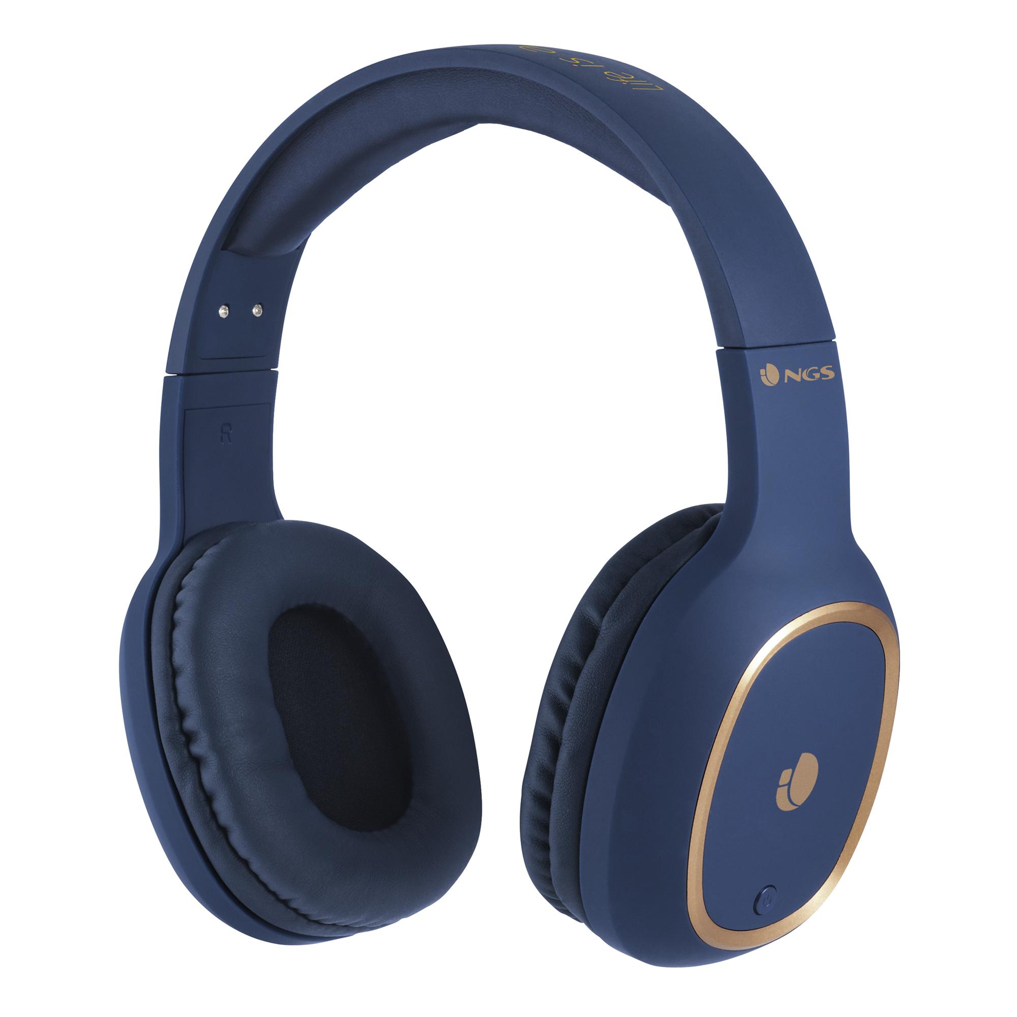 Artica Pride Auriculares Para Móvil Binaural Diadema Azul