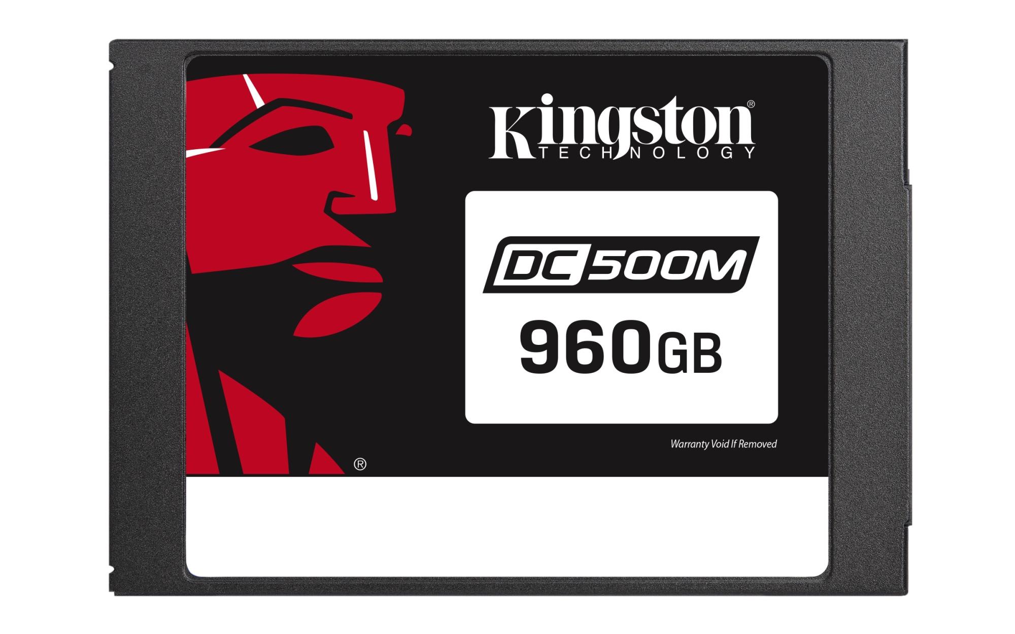 """DC500 UNIDAD DE ESTADO SóLIDO 2.5"""" 960 GB SERIAL ATA III 3D TLC"""