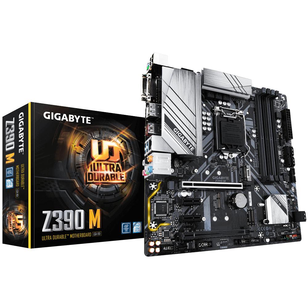 Z390 M Placa Base Lga 1151 (zócalo H4) Micro Atx Intel Z390