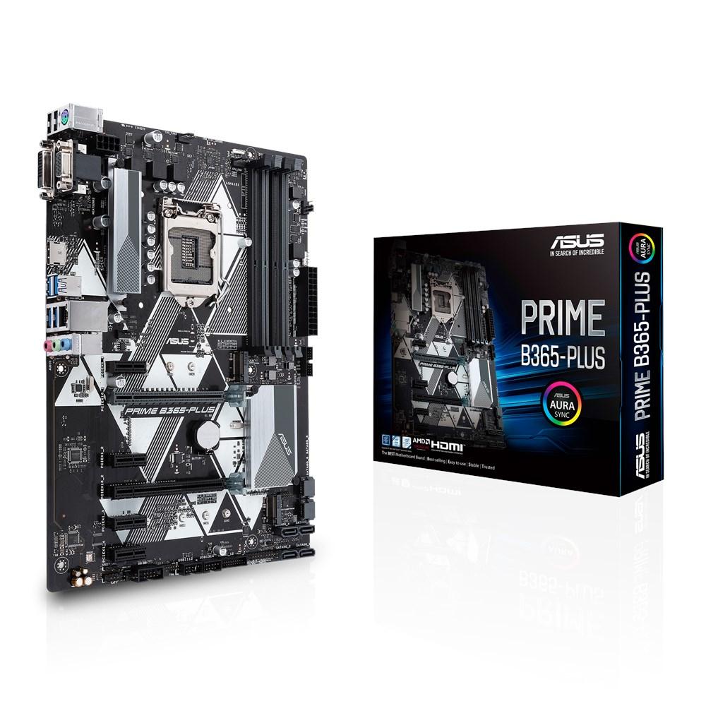 PRIME B365-PLUS PLACA BASE LGA 1151 (ZóCALO H4) ATX INTEL B365
