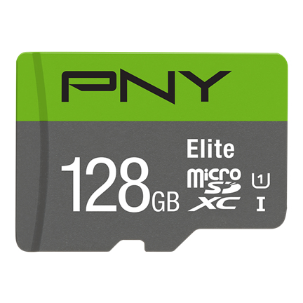 ELITE MEMORIA FLASH 128 GB MICROSDXC CLASE 10 UHS-I