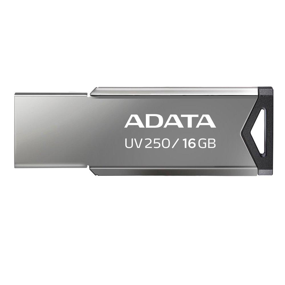 UV250 UNIDAD FLASH USB 16 GB USB TIPO A 2.0 PLATA