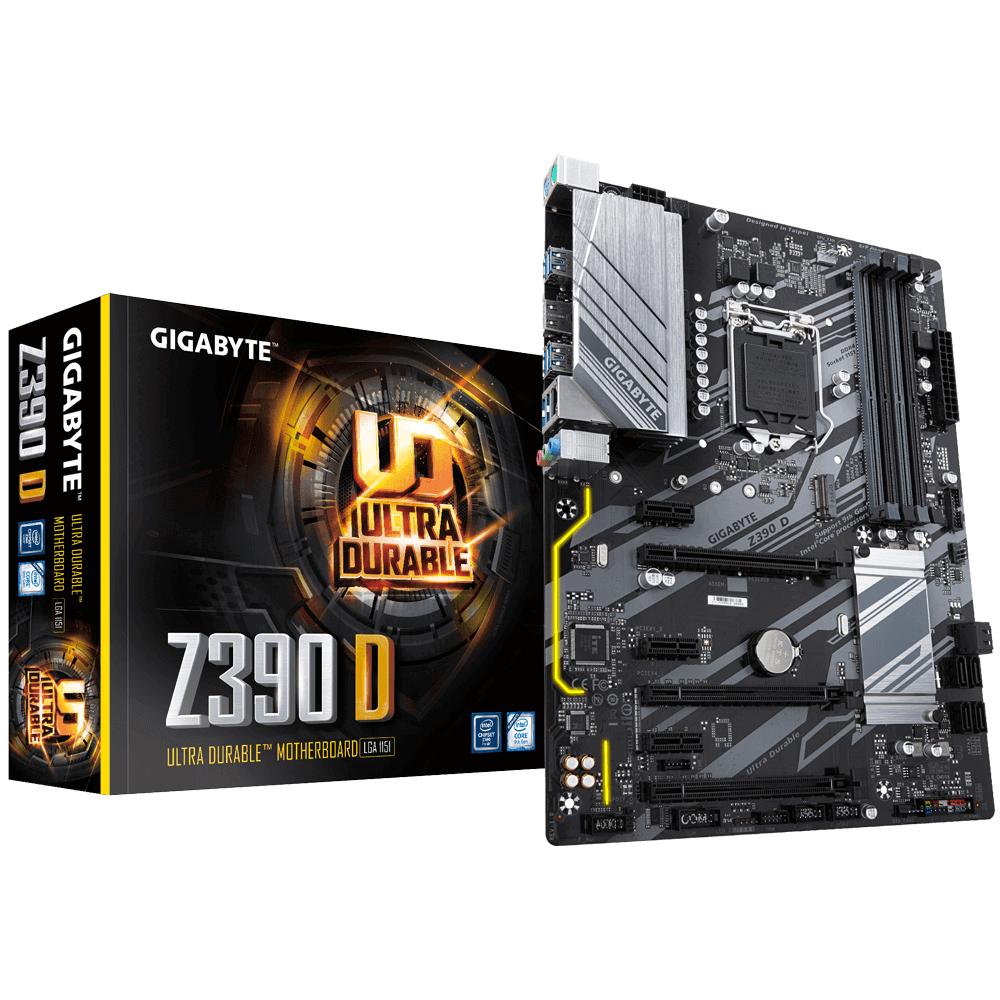 Z390 D Placa Base Lga 1151 (zócalo H4) Atx Intel Z390 Express