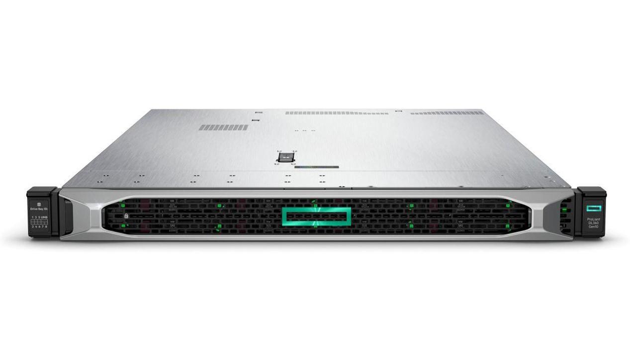 Proliant Dl360 Gen10 + Windows Server 2019 Essentials Rok Servidor 2,2 Ghz Intel® Xeon® Silver 4210 Bastidor (1u) 500 W