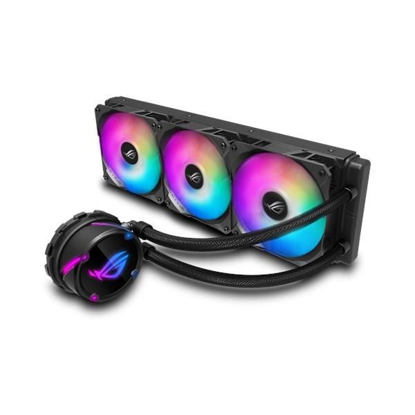 ROG STRIX LC 360 RGB REFRIGERACIóN AGUA Y FREóN PROCESADOR