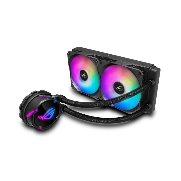 ROG STRIX LC 240 RGB REFRIGERACIóN AGUA Y FREóN PROCESADOR