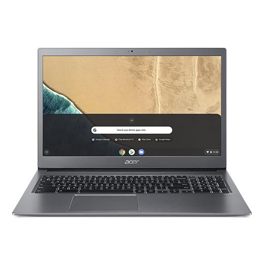 "CHROMEBOOK CB715-1W-50LT GRIS 39,6 CM (15.6"") 1920 X 1080 PIXELES 8ª GENERACIóN DE PROCESADORES INTEL® CORE™ I5 8 GB DDR4-SDRAM 128 GB FLASH WI-FI 5 (802.11AC) CHROME OS"