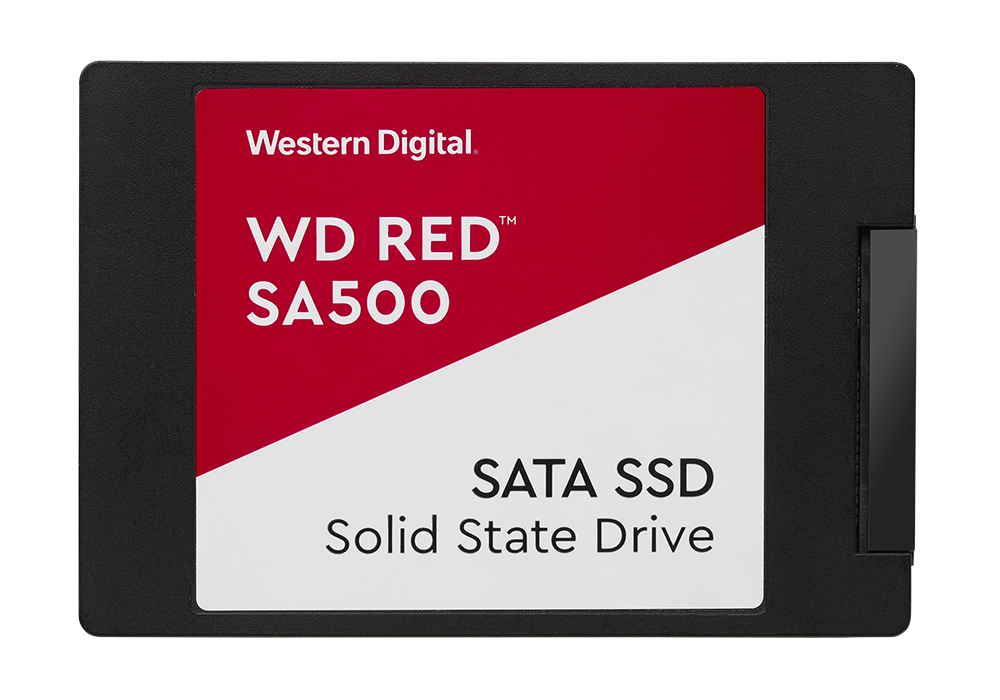 "RED SA500 2.5"" 500 GB SERIAL ATA III 3D NAND DISCOS DUROS INTERNOS"