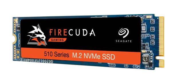 FIRECUDA 510 M.2 500 GB PCI EXPRESS 3.0 3D TLC NVME