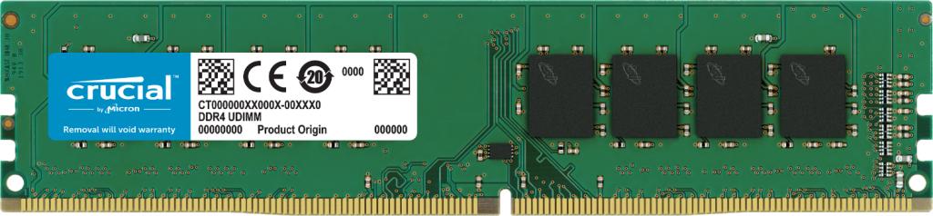 Ct32g4dfd8266 Módulo De Memoria 32 Gb Ddr4 2666 Mhz 0.0