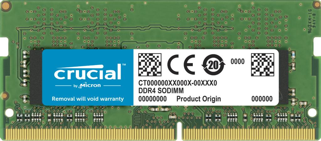 CT32G4SFD832A MóDULO DE MEMORIA 32 GB 1 X 32 GB DDR4 3200 MHZ