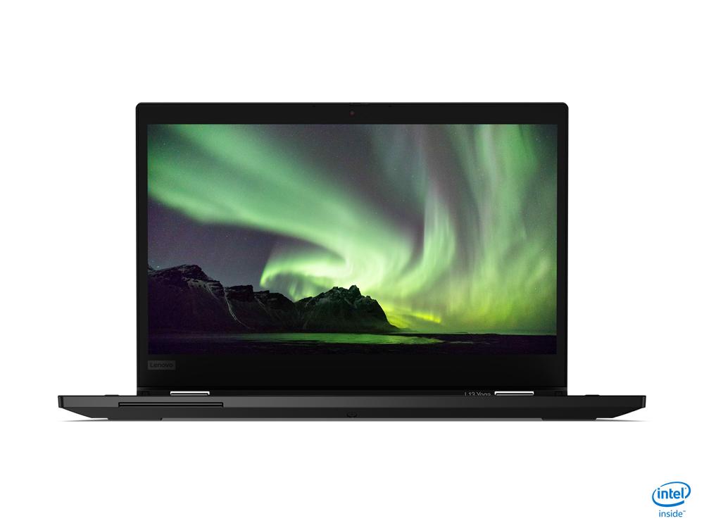 "THINKPAD L13 YOGA NEGRO HíBRIDO (2-EN-1) 33,8 CM (13.3"") 1920 X 1080 PIXELES PANTALLA TáCTIL INTEL® CORE™ I7 DE 10MA GENERACIóN 8 GB DDR4-SDRAM 512 GB SSD WINDOWS 10 PRO"