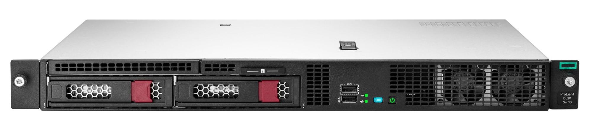Proliant Dl20 Gen10 (perfdl20-005) + Windows Server 2019 Standard Servidor 3,4 Ghz Intel® Xeon® Bastidor (1u) 290 W