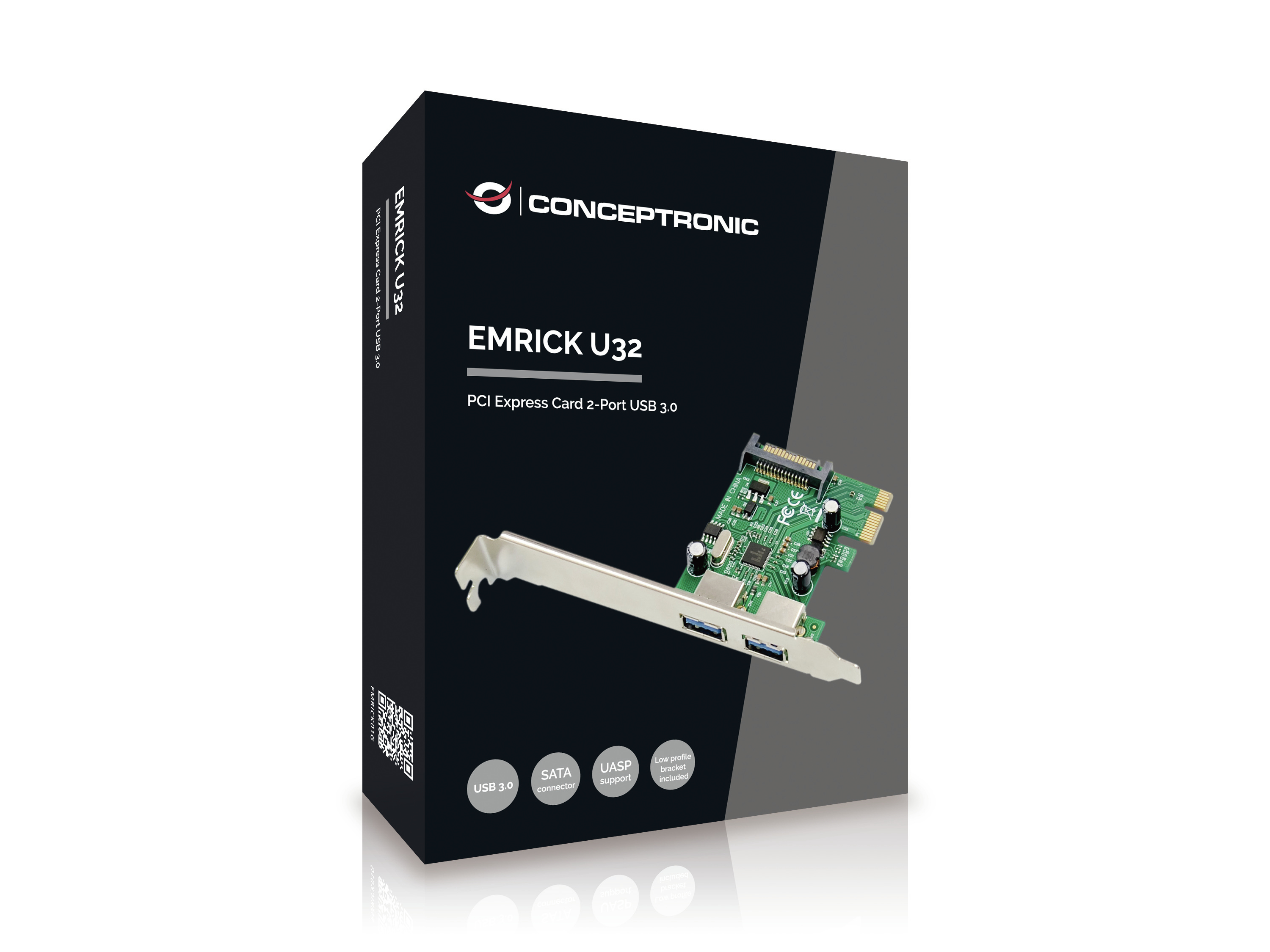 EMRICK01G TARJETA Y ADAPTADOR DE INTERFAZ USB 3.2 GEN 1 (3.1 GEN 1) INTERNO
