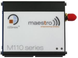M114F002S MODEM DE RADIO FRECUENCIA (RF) RS-232/USB