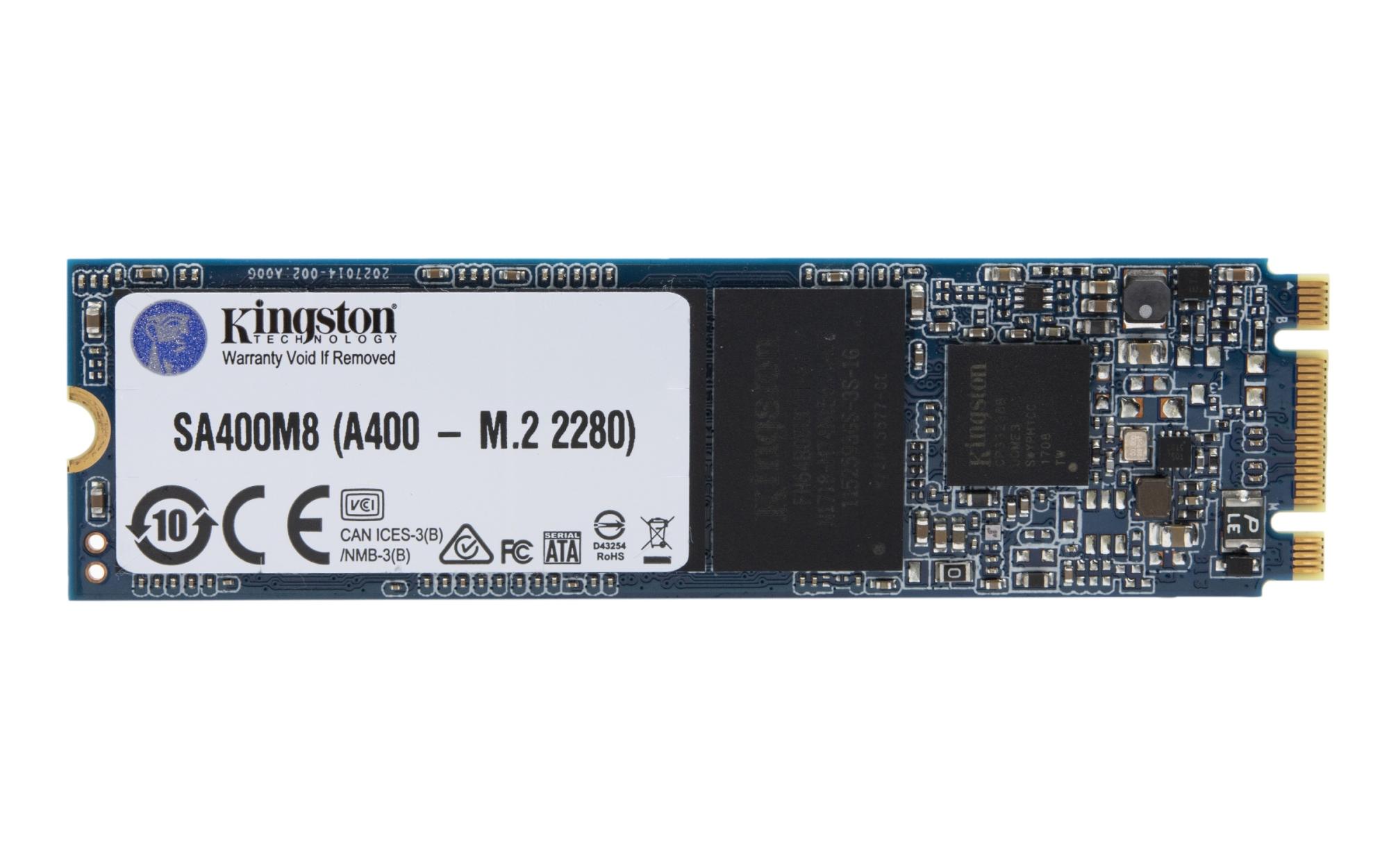 A400 M.2 480 GB SERIAL ATA III TLC