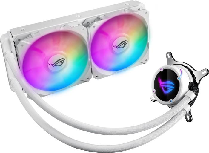 ROG STRIX LC 240 RGB WHITE EDITION REFRIGERACIóN AGUA Y FREóN PROCESADOR