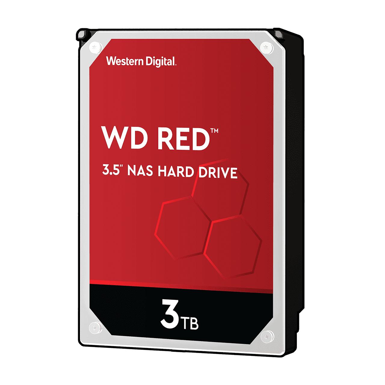 Red 3.5 3000 Gb Serial Ata Iii 0.0