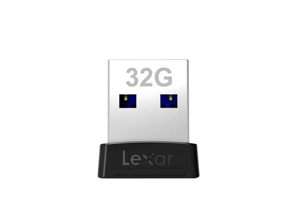 LJDS47-32GABBK UNIDAD FLASH USB 32 GB USB TIPO A 3.2 GEN 1 (3.1 GEN 1) NEGRO