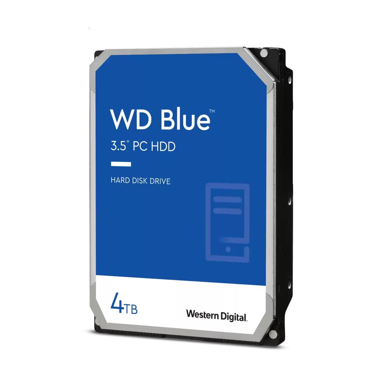 Blue 3.5 4000 Gb Sata 0.0
