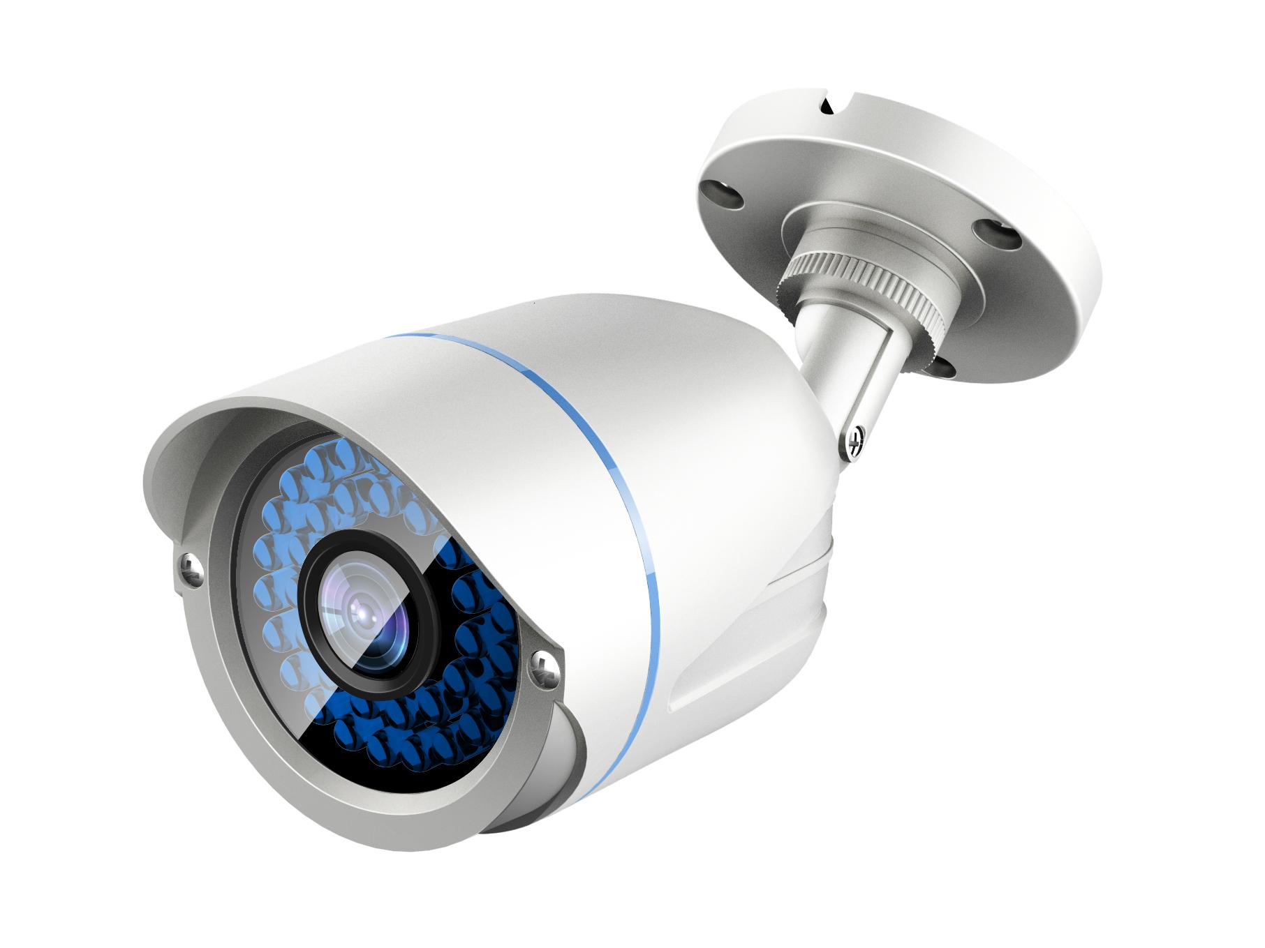 ACS-5601 CáMARA DE SEGURIDAD CCTV EXTERIOR BALA TECHO/PARED