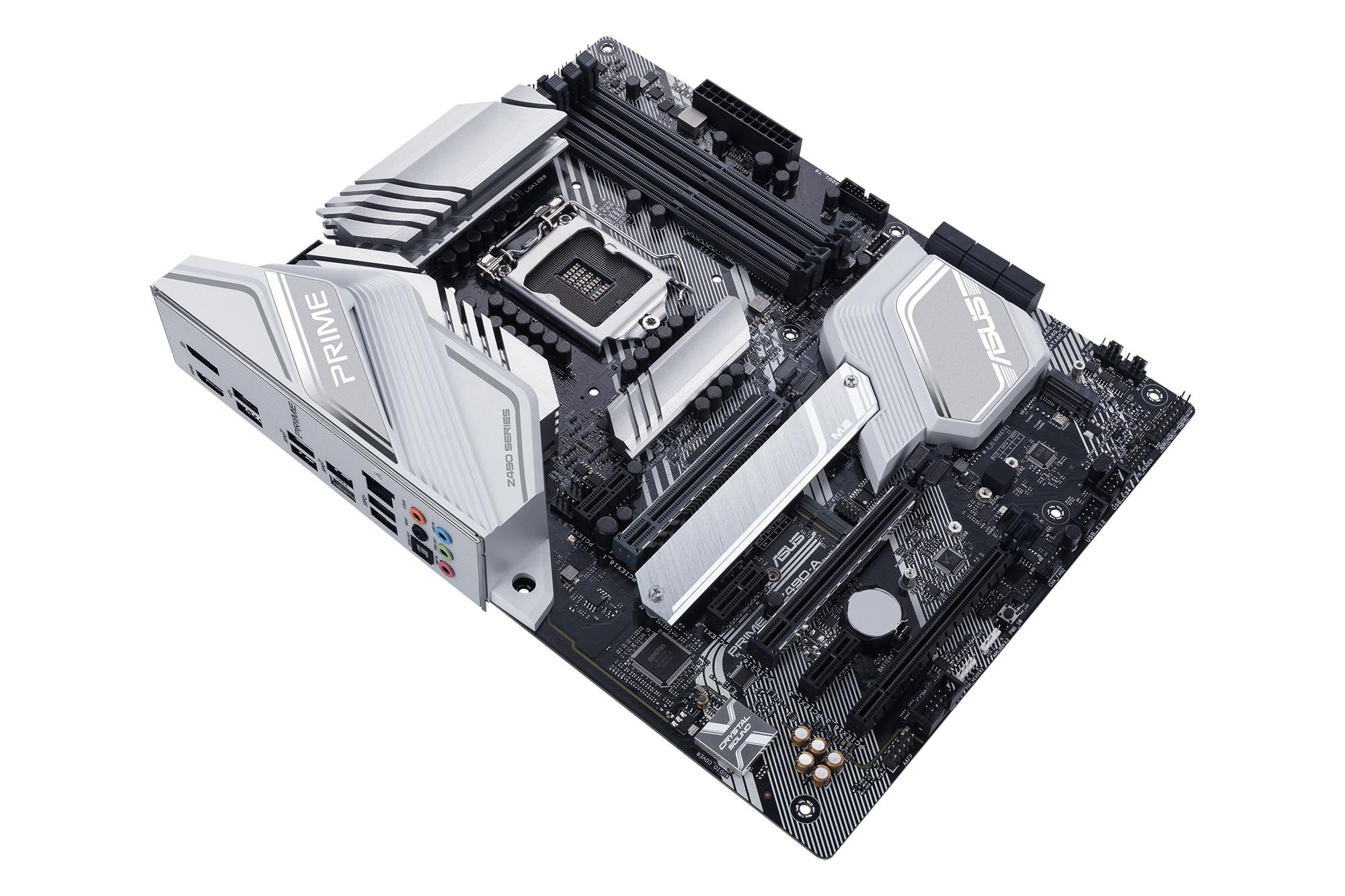 PRIME Z490-A PLACA BASE LGA 1200 ATX INTEL Z490
