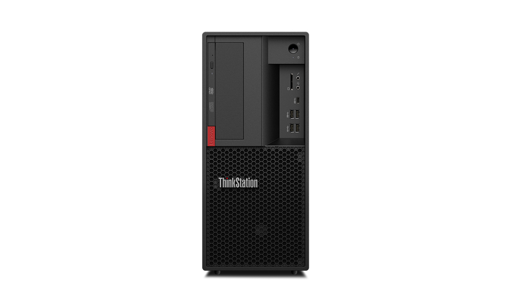 Thinkstation P330 + 65w Standard Ac Adapter (usb Type-c) 9na Generación De Procesadores Intel® Core™ I7 I7-9700 16 Gb Ddr4-sdram 1256 Gb Hdd+ssd Tower Negro Puesto De Trabajo Windows 10 Pro