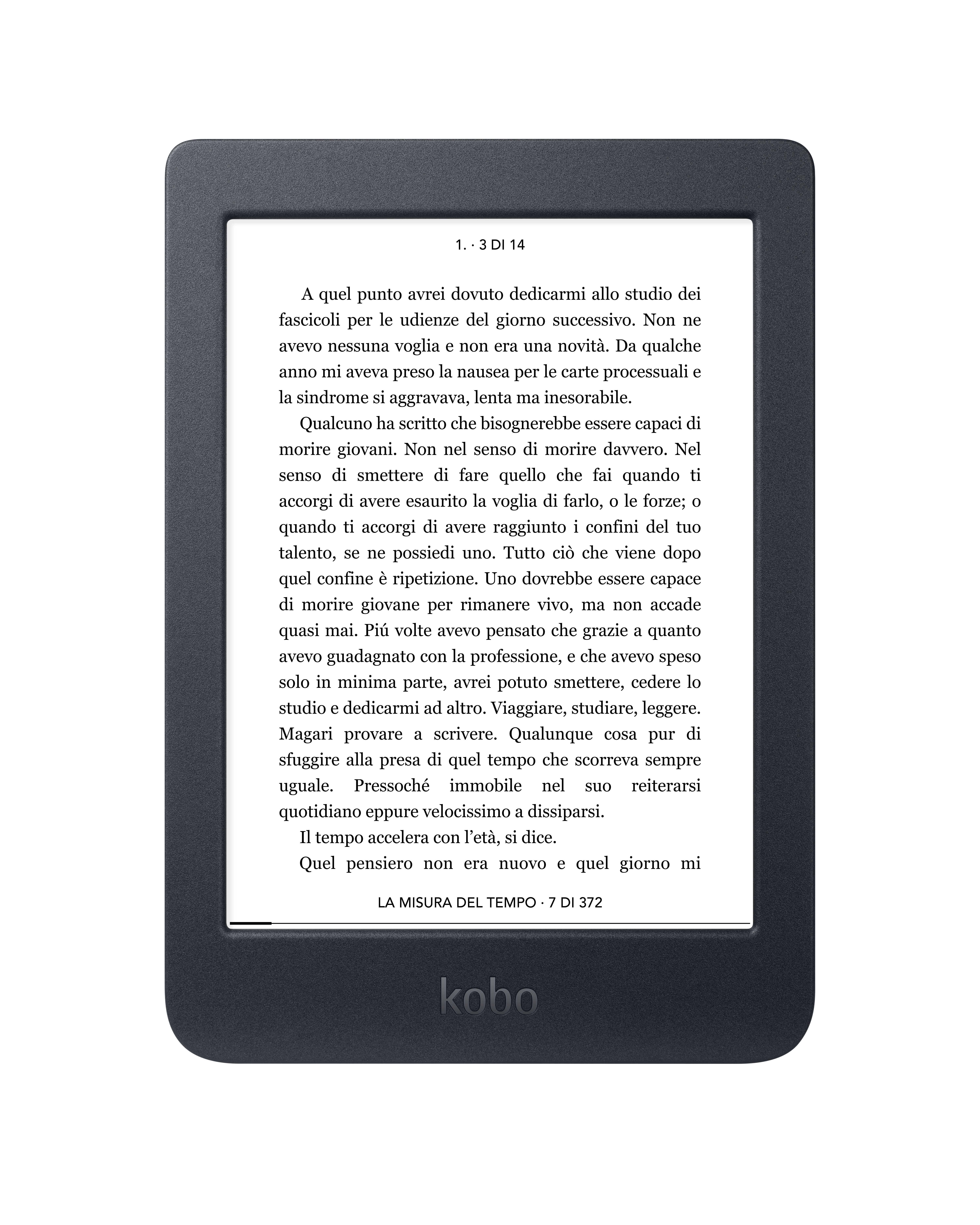 NIA LECTORE DE E-BOOK PANTALLA TáCTIL 8 GB WIFI NEGRO