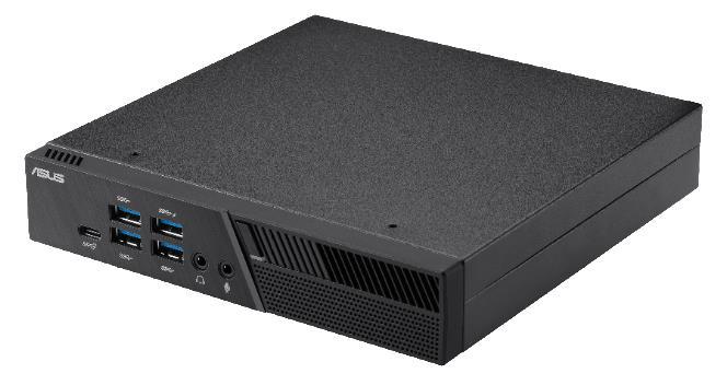 PB50-BR072MD AMD RYZEN 5 3550H 8 GB DDR4-SDRAM 128 GB SSD MINI PC NEGRO