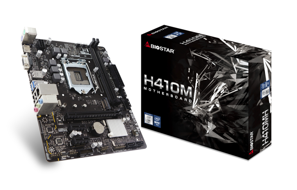 H410MH PLACA BASE LGA 1200 MICRO ATX INTEL H410