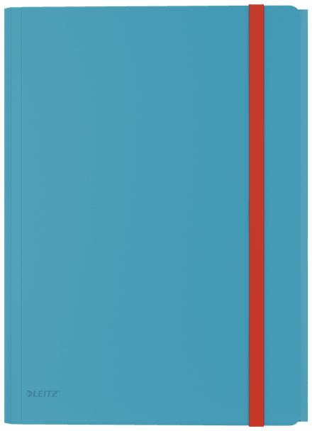 46190061 CARPETA POLIPROPILENO (PP) AZUL A4