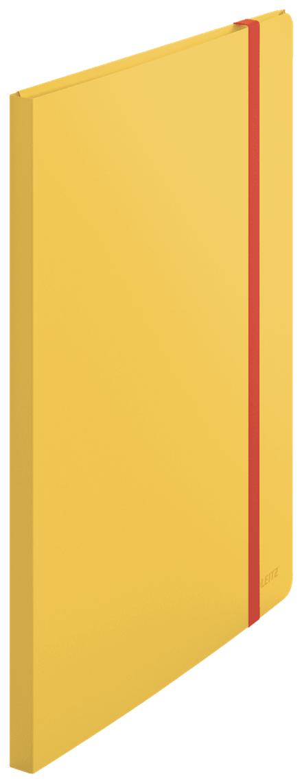 46700019 CARPETA POLIPROPILENO (PP) AMARILLO A4