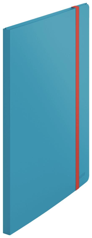 46700061 CARPETA POLIPROPILENO (PP) AZUL A4